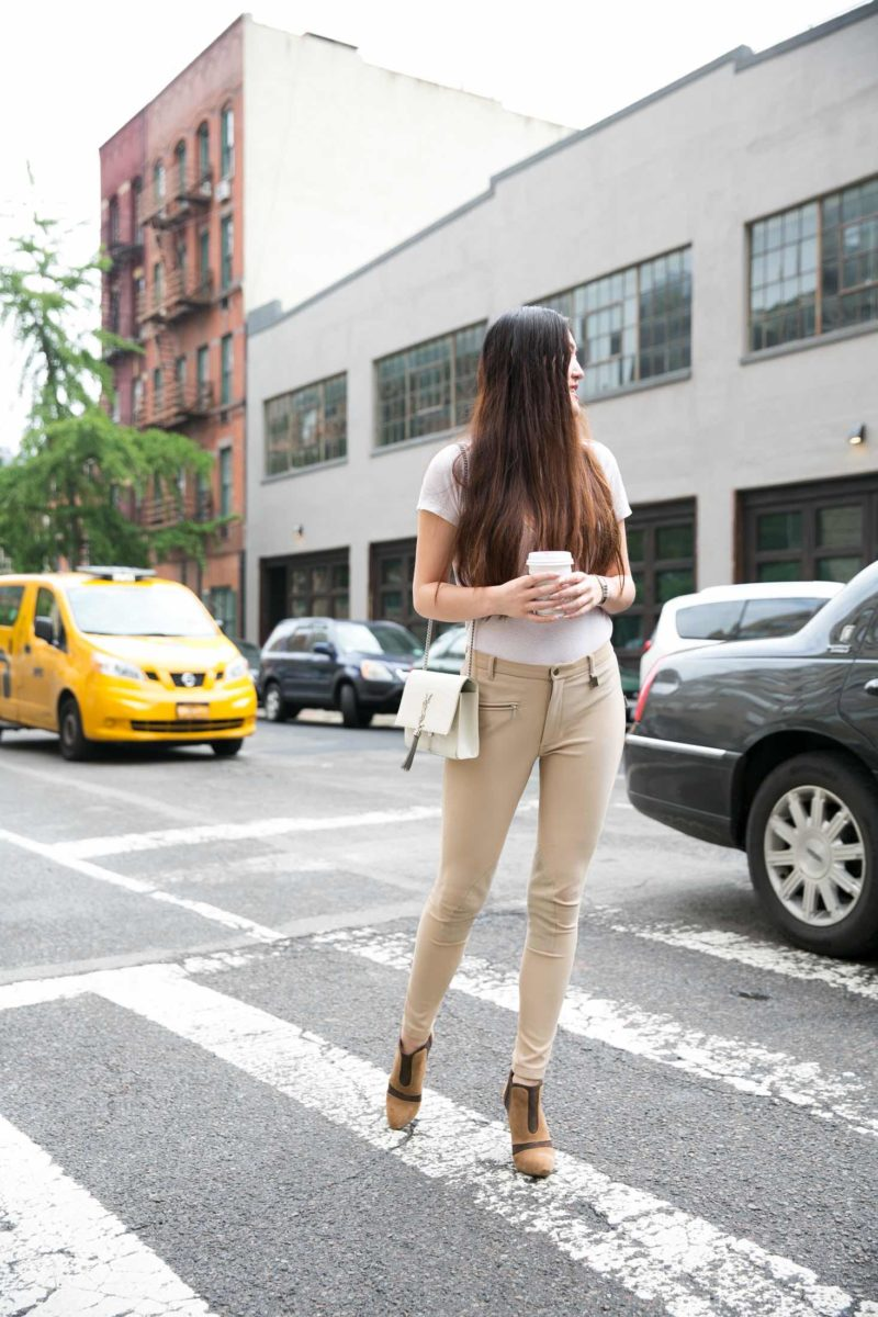 Casual and cool style in West Village